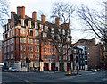 TQ3182 : Former fire station, Rosebery Avenue, Clerkenwell by Julian Osley