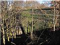 SE2336 : Newlaithes Road railway bridge by Stephen Craven