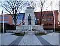 SD8510 : Heywood War Memorial by Gerald England