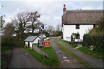 SS2317 : Old Smithy pub by Given Up