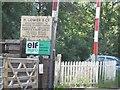 NS2904 : Kilkerran level crossing by Richard Webb