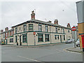 TM5492 : 'Blues' Public house, formerly 'The Windsor Castle', Mill Road by Adrian S Pye