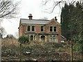 SJ8546 : Newcastle-under-Lyme: Field House, Sandy Lane by Jonathan Hutchins