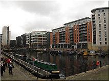 SE3032 : Clarence Dock, Leeds (1) by Stephen Craven