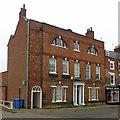 SK9136 : Vine House, 5 Vine Street, Grantham by Alan Murray-Rust