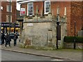 SK9135 : The Conduit House, Market Place, Grantham by Alan Murray-Rust