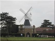 TQ2372 : Windmill, Wimbledon Common by John Slater