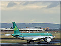 J3775 : EI-CVB, Belfast City Airport (February 2017) by Albert Bridge