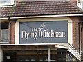 TM5192 : The sign of 'The Flying Dutchman' by Adrian S Pye