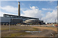 SU4702 : Fawley Power Station by Peter Facey