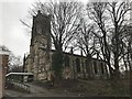 SJ8546 : Newcastle-under-Lyme: St George's Church by Jonathan Hutchins