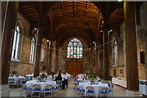 SE6051 : Inside, York Guildhall by N Chadwick