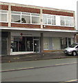 SJ7055 : British Red Cross charity shop in Crewe town centre by Jaggery
