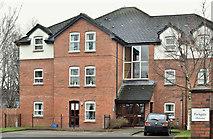 J3674 : Parkgate House, Belfast (February 2017) by Albert Bridge