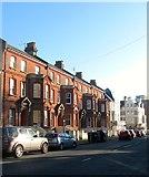 TQ2804 : 5-11, Sackville Road, Hove by Simon Carey