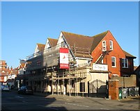 TQ2804 : The Ginger Pig, Hove Street, Hove by Simon Carey