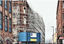 J3374 : Former Swanston's warehouse, Belfast - February 2017(1) by Albert Bridge