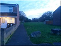 SZ0794 : Ensbury Park: footpath N26 from Archdale Close by Chris Downer