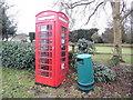 SU9298 : K6 Telephone Box in Little Missenden by David Hillas