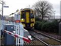 NC8631 : A train for Wick passing through Kinbrace by John Lucas