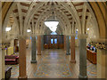 SD8913 : Rochdale Town Hall, The Exchange by David Dixon