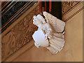SD8913 : Decorative Corbel, Rochdale Town Hall by David Dixon