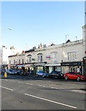 TQ2804 : 15-21, Victoria Terrace, Kingsway, Hove by Simon Carey