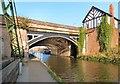 SJ7892 : Sale Bridge by Gerald England