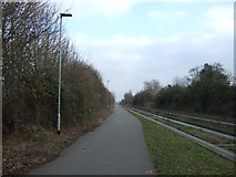 TL4661 : National Cycle Route 51  by JThomas