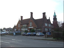 TL4661 : The Golden Hind public house, Cambridge by JThomas