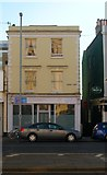 TQ2804 : 9, Victoria Terrace, Kingsway, Hove by Simon Carey