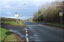 NS3530 : Road Junctions by Billy McCrorie