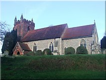 TL8530 : St Andrew's Colne Engaine by Keith Evans