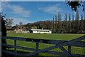SU7682 : Henley Cricket Club by Roger A Smith