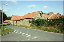 SE1999 : Barn conversion beside Colburn Lane by Roger Templeman