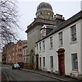 NS4764 : Coats Observatory in Oakshaw Street, Paisley by Rudi Winter