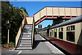 SP0532 : Platform 1, Toddington Station by Des Blenkinsopp