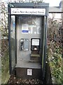 SP9700 : Former KX200 Telephone Kiosk in Latimer Road, Chesham by David Hillas