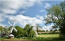 TM2384 : Starston Wind Pump by Rusty Arrow
