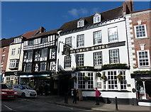 SO7875 : George Hotel on Load Street in Bewdley by Mat Fascione
