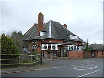 SP4795 : The Wentworth Arms, Elmesthorpe by JThomas
