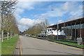TL4259 : Cambridge: J J Thomson Avenue by John Sutton