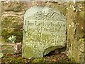 SK6217 : Belvoir Angel headstone, All Saints churchyard, Seagrave by Alan Murray-Rust