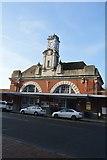 TQ5839 : Tunbridge Wells Railway Station by N Chadwick