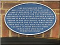 SK5717 : The Round House, Church Street,  Barrow-upon-Soar by Alan Murray-Rust