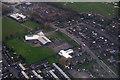 SJ8788 : Ladybridge Primary School, Cheadle Hulme, from the air by Mike Pennington