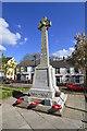 SO1107 : War  Memorial by Mel hartshorn