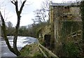 NU2003 : Guyzance Mill and weir by Russel Wills