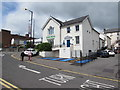 ST5393 : Portwall Dental Surgery, Chepstow by Jaggery
