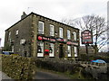 SE0719 : The Rose & Crown, Stainland by John Darch